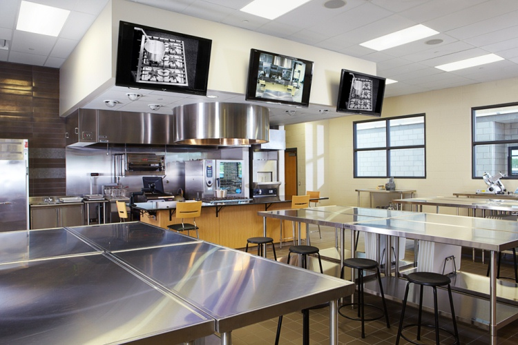 Culinary arts lab