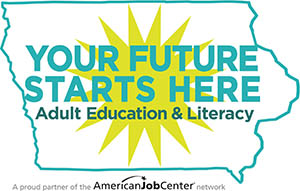 Your Future Starts Here Logo