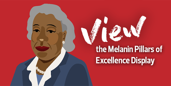 View the Melanin Pillars of Excellence Display, link goes to article and image gallery